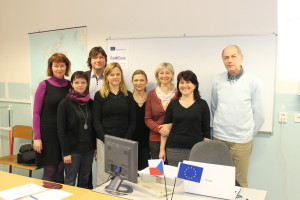 Teachertraining in Budweis March 2016